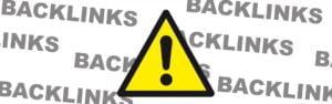 Spammy Backlinks