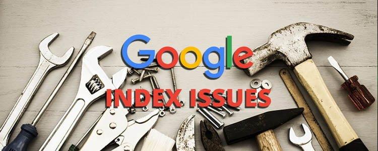 Google Index Issues